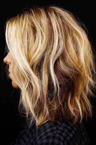 Blonde Shades Hair with Blonde Highlights Picture 6