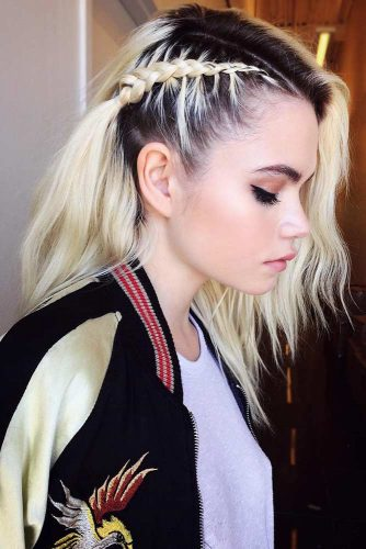Blonde with Dark Roots picture1