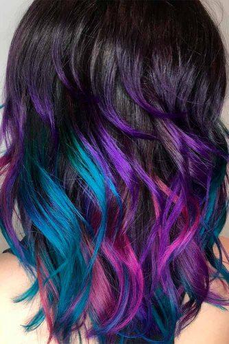 Blue Purple Balayage picture2