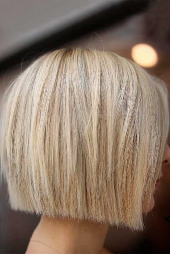 Blunt Bob Haircuts for Thin Hair picture2
