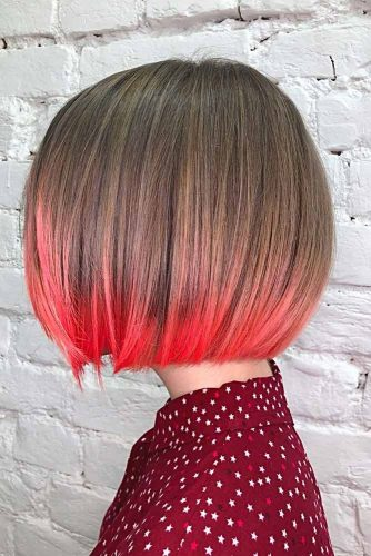 Blunt Bob Haircuts for Thin Hair picture3