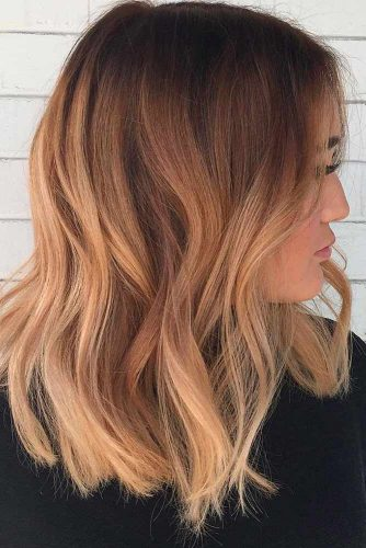 Blunt Lob with Soft Highlights