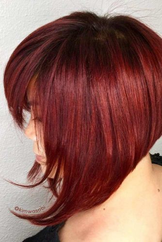 Bob Cut with Bangs picture2