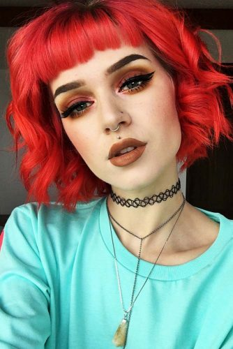 Bob cuts are extremely trendy