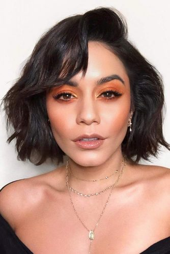 Bob Hairstyles with Bangs picture2