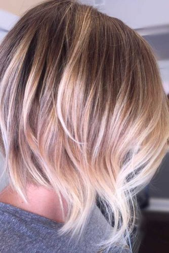Bob with Balayage Hairstyles picture1