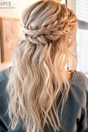 Braided Hairstyles for Valentines Day picture1