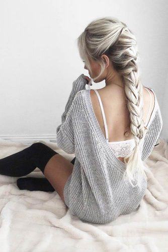 Braided Hairstyles for Winter picture 5