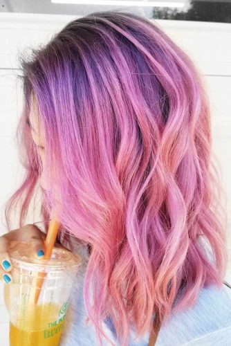 Bright Colors for Medium Hair picture 2