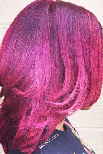 Bright Medium Hairstyles picture 1
