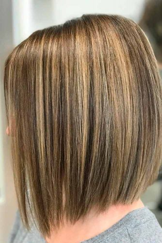 Brown Hair With Blonde Highlights #brounhair #highlights