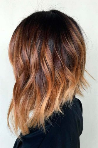 Brown Ombre for Short Hair picture 3