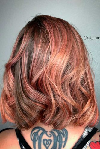 Brown Ombre for Short Hair picture1