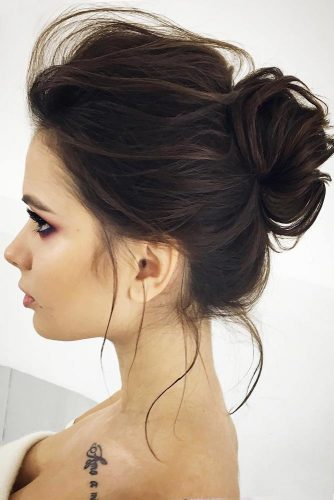 Classy Christmas Hairstyles for Short Hair Picture 1