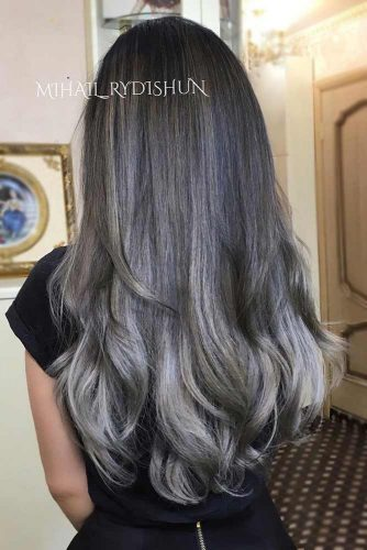 Cold Tones for Your Dark Hair picture1
