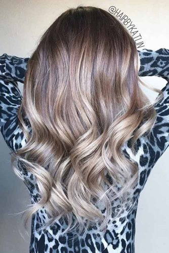 Cold Tones for Your Dark Hair picture3