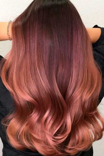 Colorful Brown Hair picture1