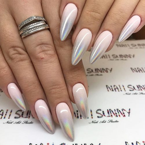 Cool Almond Nails To Inspire You picture 1