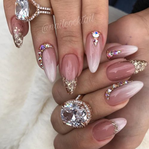 Cool Almond Nails To Inspire You picture 3