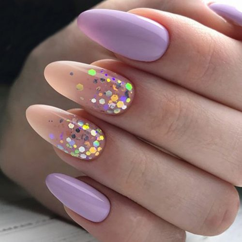 Cool Almond Nails To Inspire You picture 4