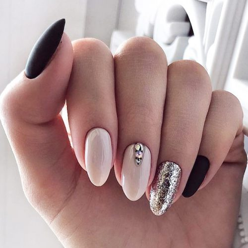 Cool Almond Nails To Inspire You picture 5