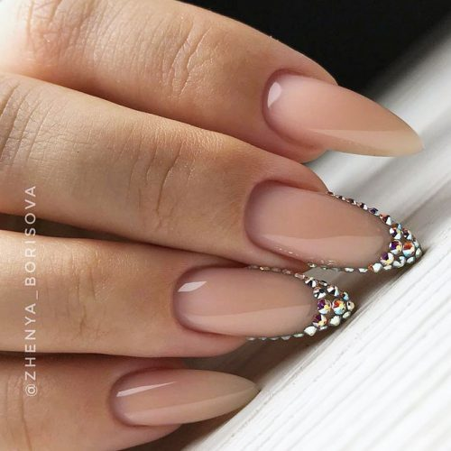 Cool Almond Nails To Inspire You picture 6