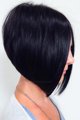 Cool Brunette Bob Hair Cuts picture3
