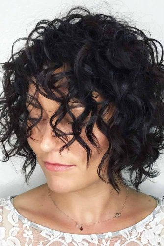 Cute Curly Hairstyles picture 2