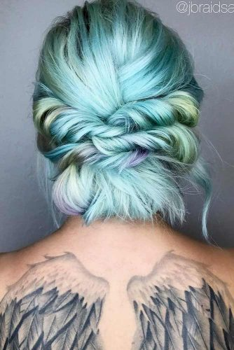 Cute Easy Hairstyles To Make Your Day Brighter Picture 6