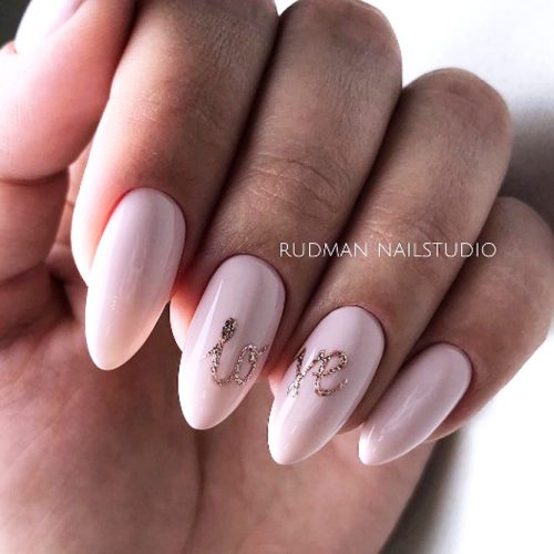 Cute Nails Design To Express Your Feelings #cutenails #pinknails