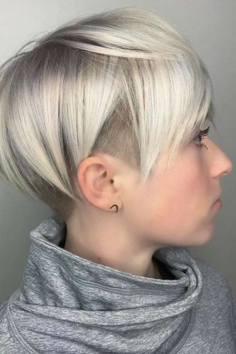 Cute Short Haircut Ideas picture 4