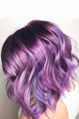 Dark Purple and Magenta Color Mix picture2