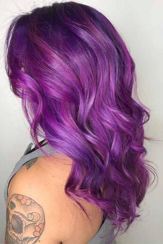Dark Purple and Magenta Color Mix picture3
