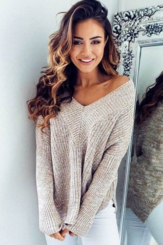 Easy Hairstyles for Winter picture 1