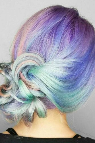Easy Updos for Short Hair picture 2