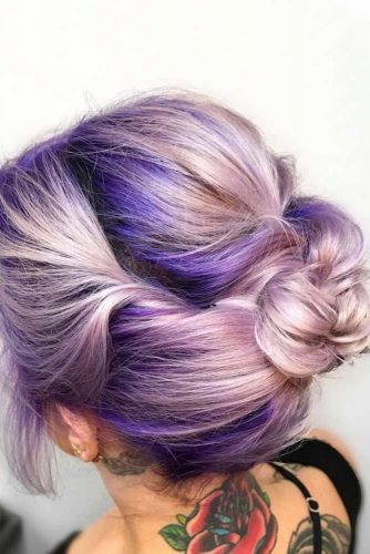 Easy Updos for Short Hair picture 3