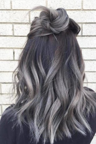 Elegant Bun for Medium Hair picture 3