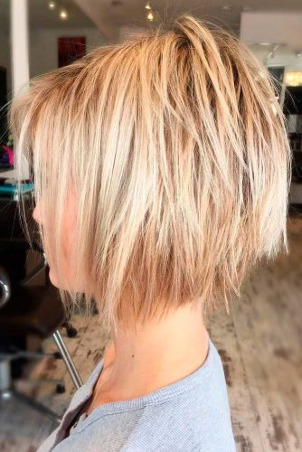 Excellent Short Haircuts With Layers picture 2