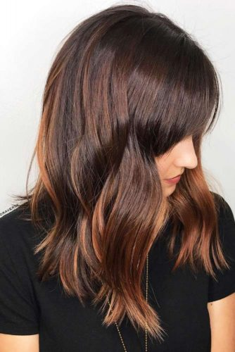 Eye-Catching Hairstyles with Bangs picture 1
