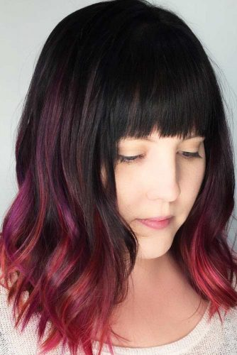 Eye-Catching Hairstyles with Bangs picture 2