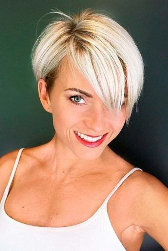 Fresh Summer Ideas for Short Hair picture3