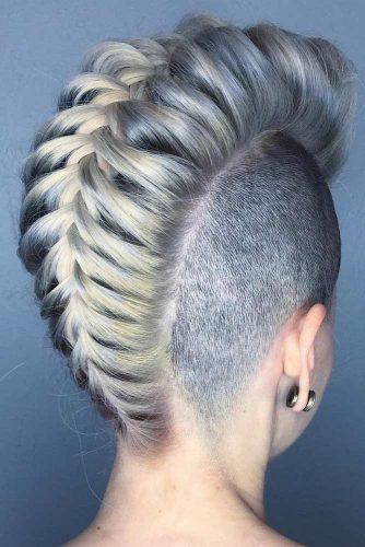 Fun Braids for Short Hair picture2