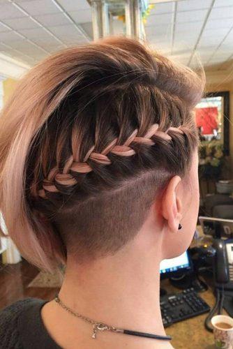 Fun Braids for Short Hair picture3