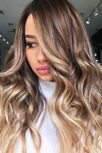 Golden Bronze Blonde #blondehair #brunette #highlights