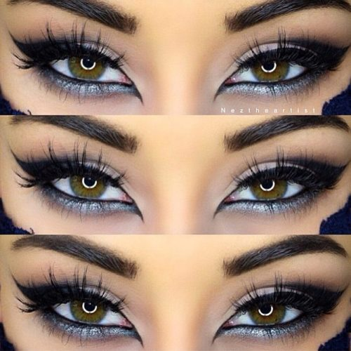 Gorgeous Cat Eye Makeup Ideas picture 2
