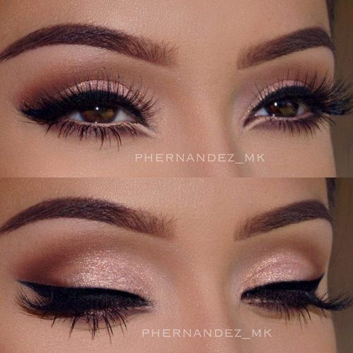 Gorgeous Cat Eye Makeup Ideas picture 3