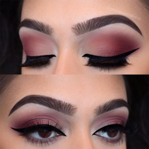 Gorgeous Cat Eye Makeup Ideas picture 4