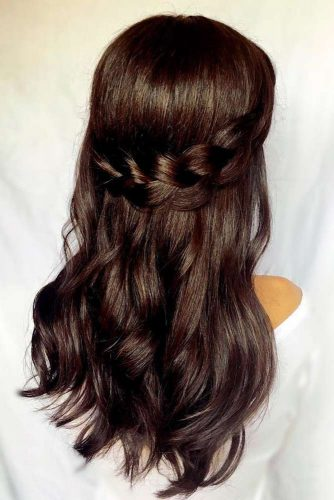 Gorgeous Dark Brown Hair Color