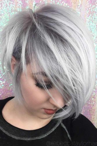 Gorgeous Short Hairstyles for Round Faces picture 2