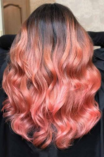 Great Options of Red Ombre picture1